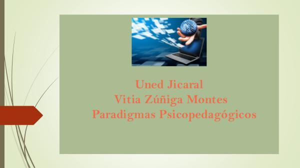 Revista educativa de los Paradigmas Psicopedagógicos PARADIGMAS PSICOPEDAGÓGICOS