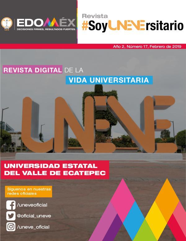Revista #SoyUNEVErsitario Número 17