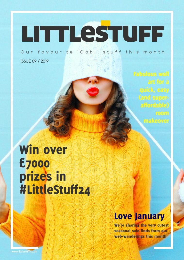 LittleStuff 9 - Jan 19
