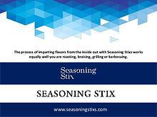 Seasoning Stixs