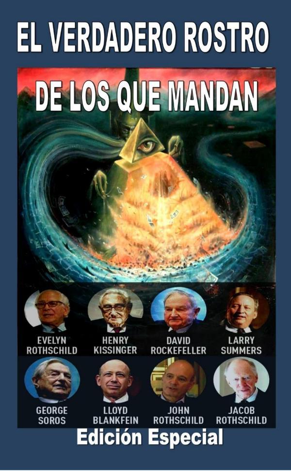 EL VERDADERO ROSTRO DE LOS QUE MANDAN - PDF EL VERDADERO ROSTRO DE LOS QUE MANDAN - PDF