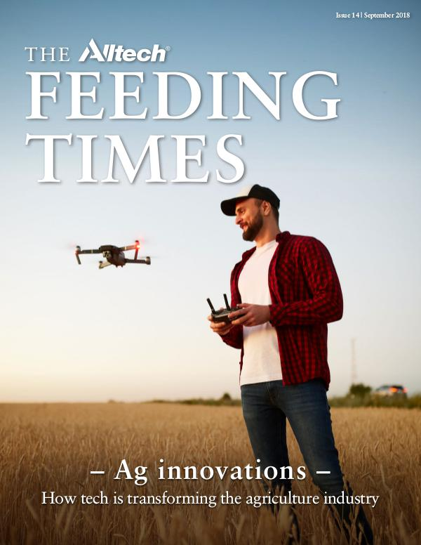The Alltech Feeding Times Issue 11 - June 2018