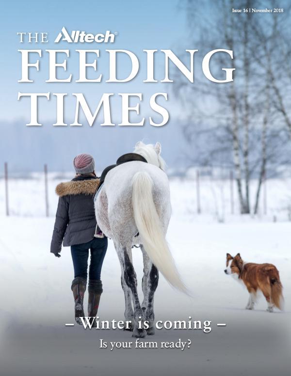 The Alltech Feeding Times Issue 15 - November 2018