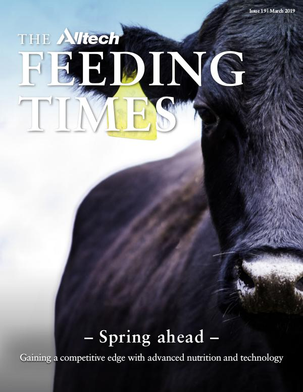 The Alltech Feeding Times Issue 19 - March 2019