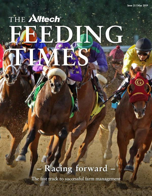 The Alltech Feeding Times Issue 21 - May 2019