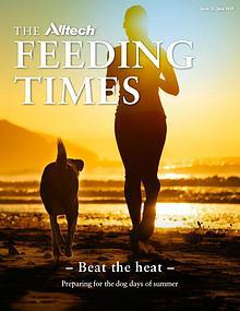 The Alltech Feeding Times