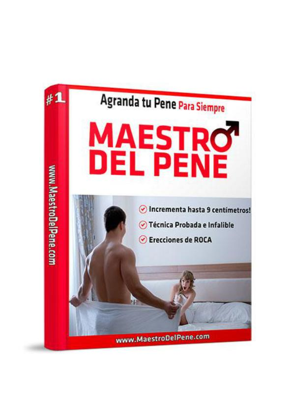 Maestro del Pene PDF / Funciona Descargar Gratis Completo Maestro del Pene