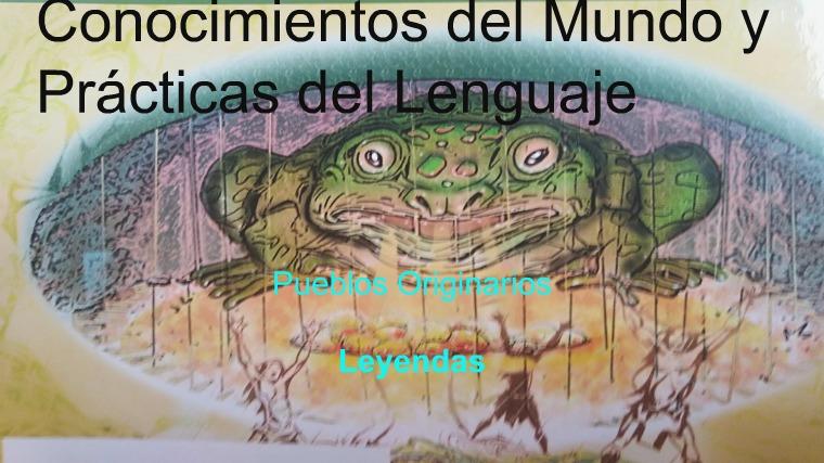 CONOCIMIENTOS DEL MUNDO  Y P.DEL LENGUAJE Conocimientos del Mundo y Prácticas del Lenguaje