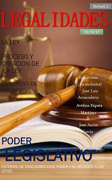 """REVISTA """"LEGALIDADES"""""""