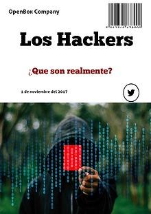 ¿Qué son los hackers...?