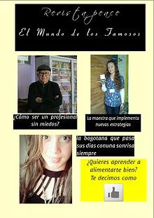 Revista taller 2 Yarot Arenas