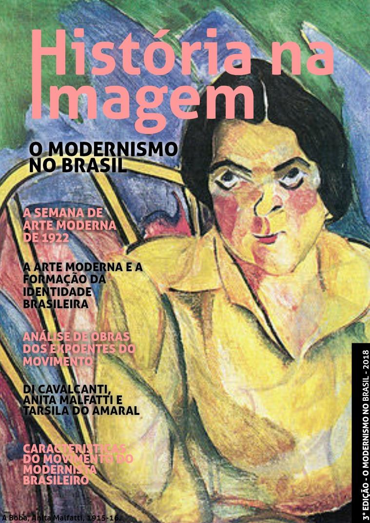 História na Imagem - Modernismo no Brasil Modernismo no Brasil