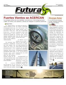 Futura -  Tecnología Renovable y Sostenible - Ene