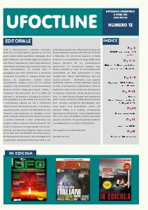 UFOCTLINE N.12 (Nov-Dic 2013)