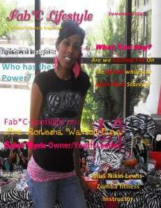 Fab*C Lifestyle Magazine December Issue 2011 9