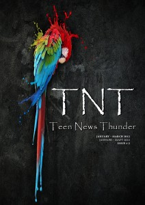 TNT_MAGAZINE TNT (Teen News Thunder) Issue 2