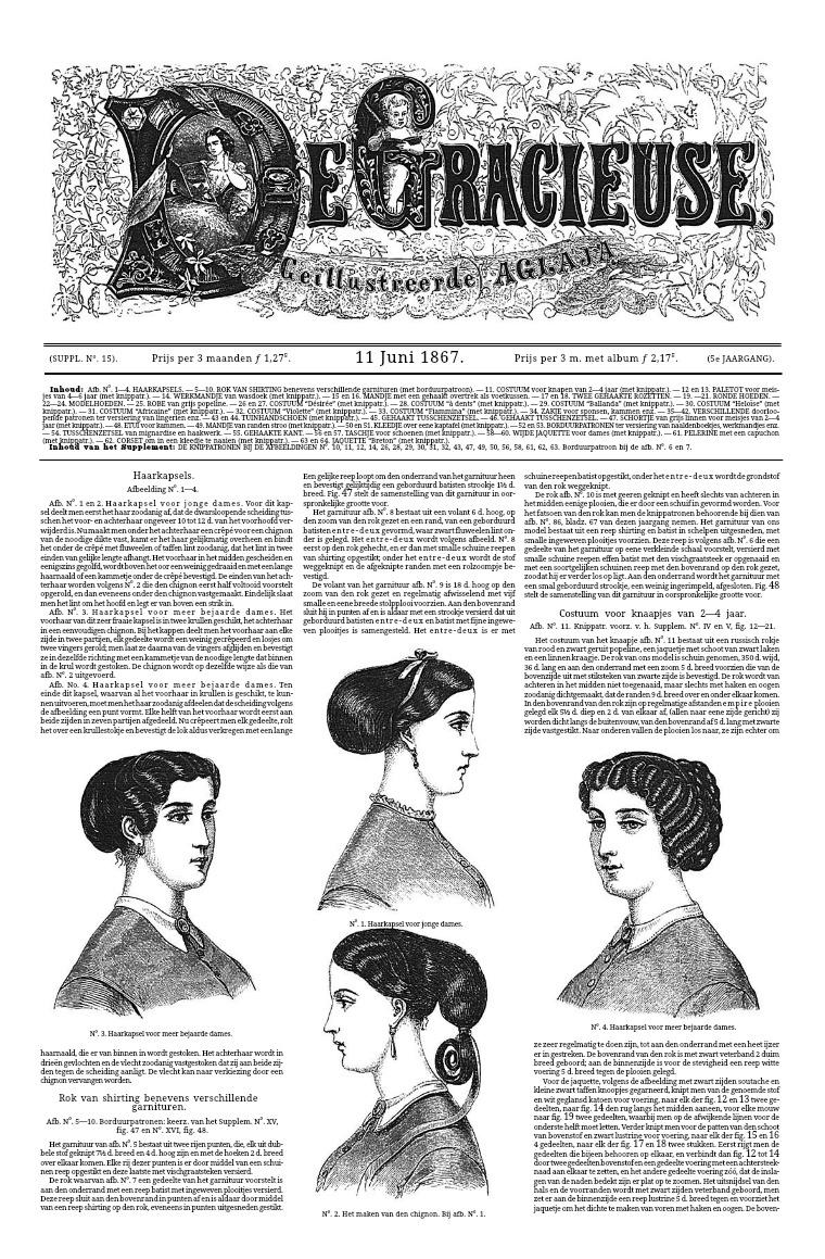 De Gracieuse 11 June 1867