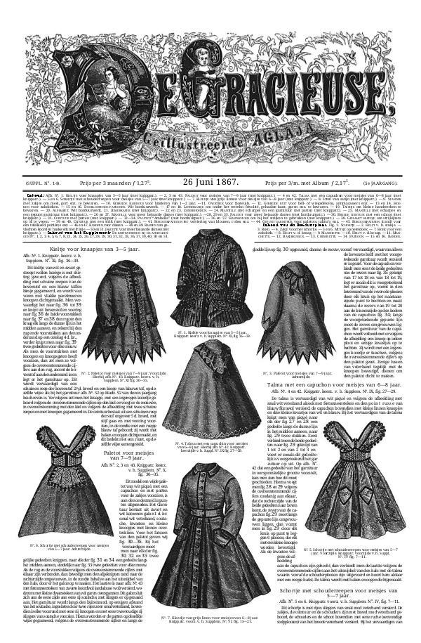 De Gracieuse 26 June 1867