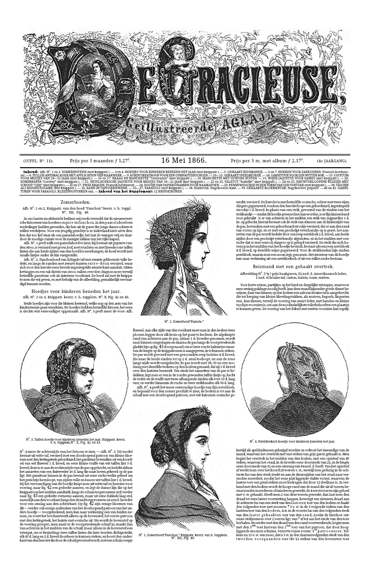 De Gracieuse 16 May 1866