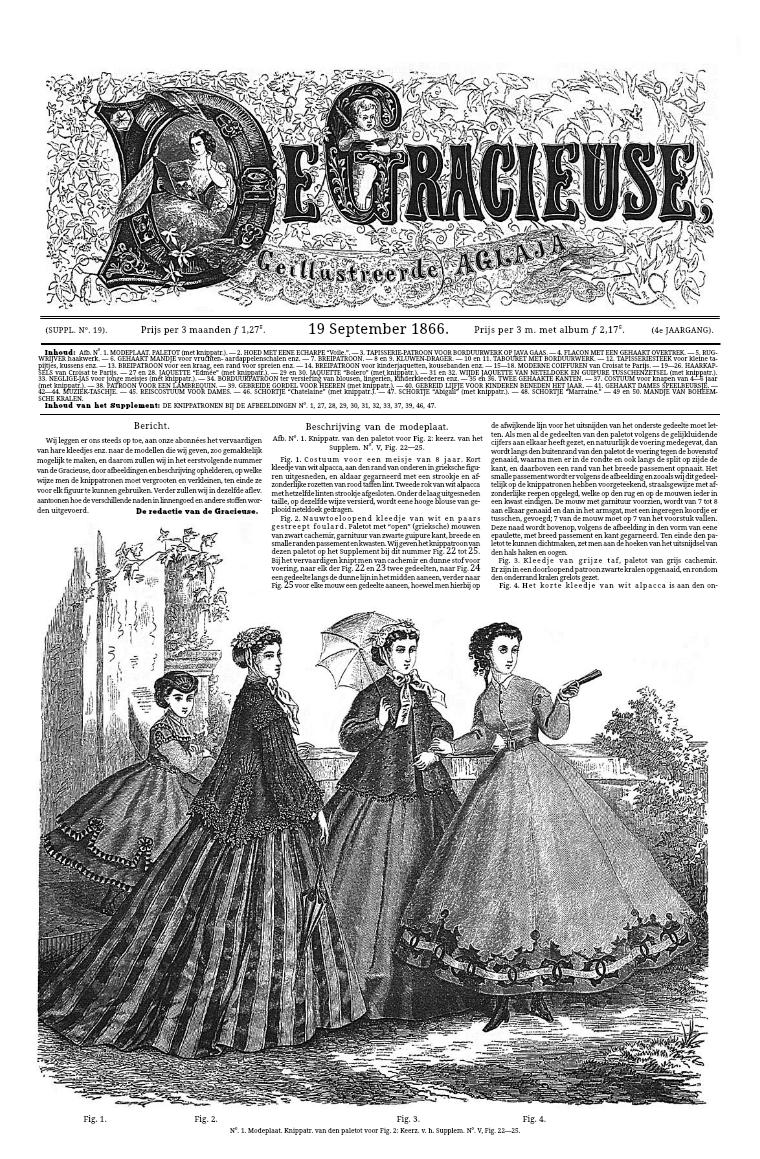 De Gracieuse 19 September 1866