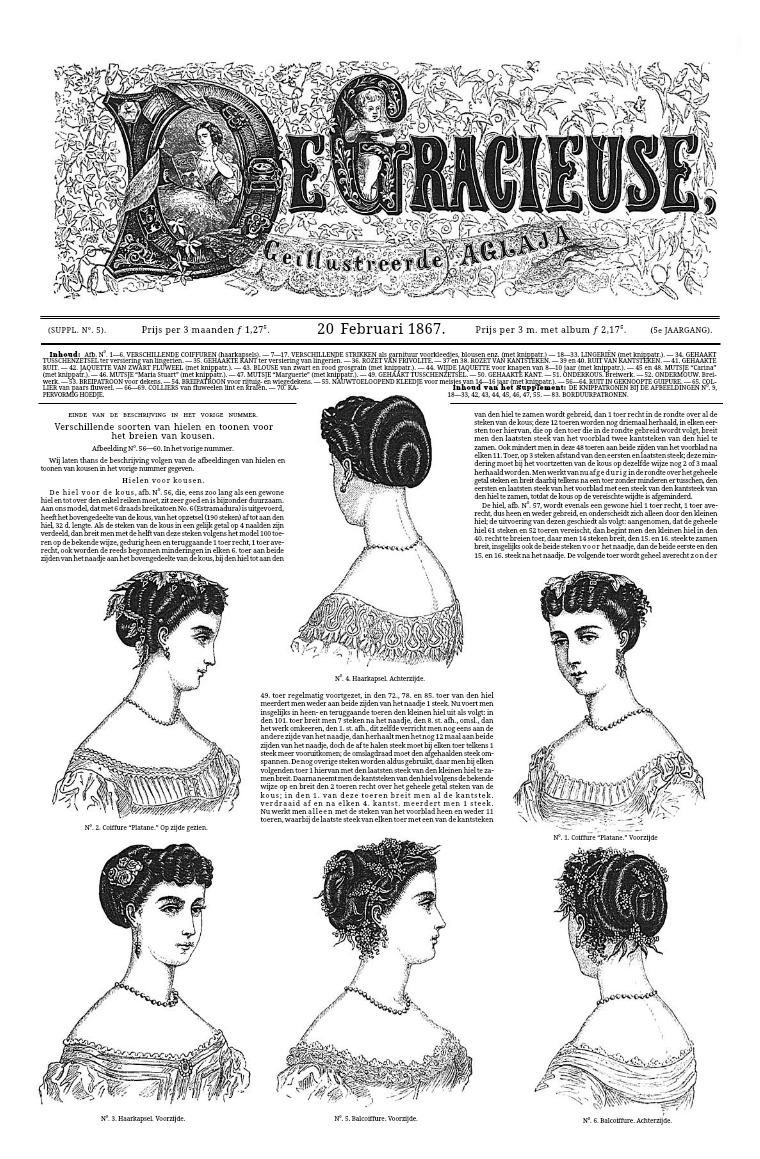 De Gracieuse 20 February 1867