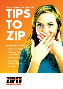 ZIP IT TIPS OCTOBER 2013