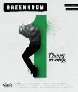 Greenroom Magazine (Issue #01 / Fall '13)