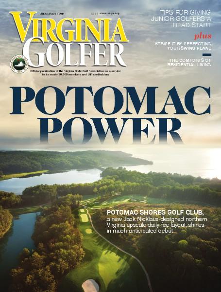 Virginia Golfer July / August 2014