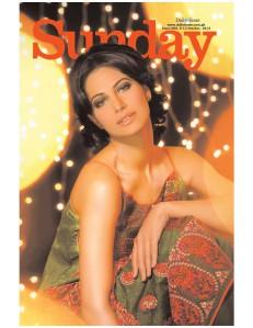 Sunday Magazine Issue 600, 6-12 October, 2013