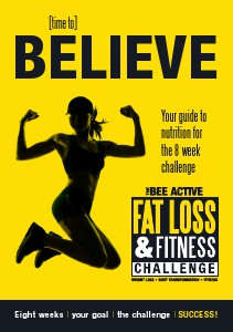 Bee Active Personal Training 8 Week Challenge Nutrition Handbook - Sept 2013