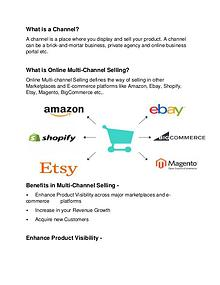 Steps to Improve E-commerce Selling