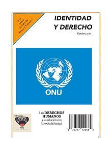 """Revista """"Identidad y Derecho"""""""