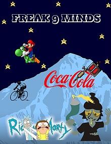 freak 9 minds
