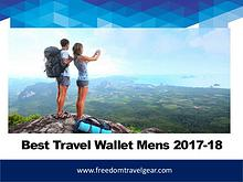 Travel Gift Ideas For Him 2017-18
