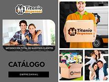 Catalogo Titanio Despensas