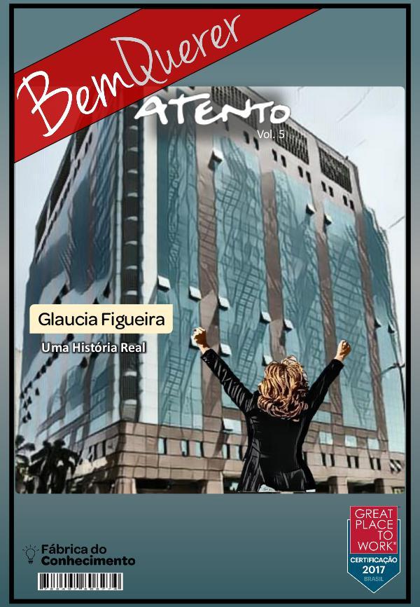 Atento - Bem Querer - Graphic Novel Glaucia