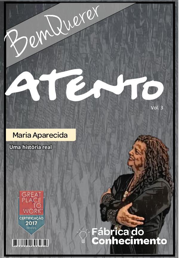 Atento - Bem Querer - Graphic Novel Maria