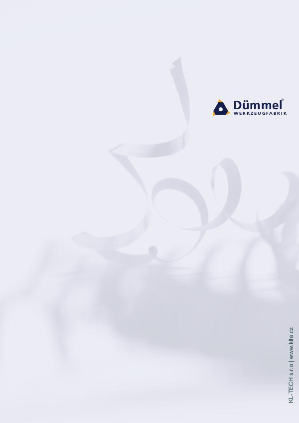 Duemmel - katalog | KL-TECH s.r.o. | www.klte.cz Duemmel