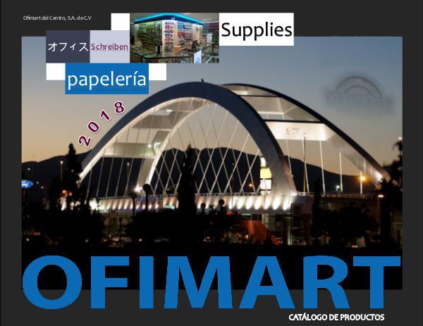Catálogo OFIMART 2018 Catálogo OFIMART 2018