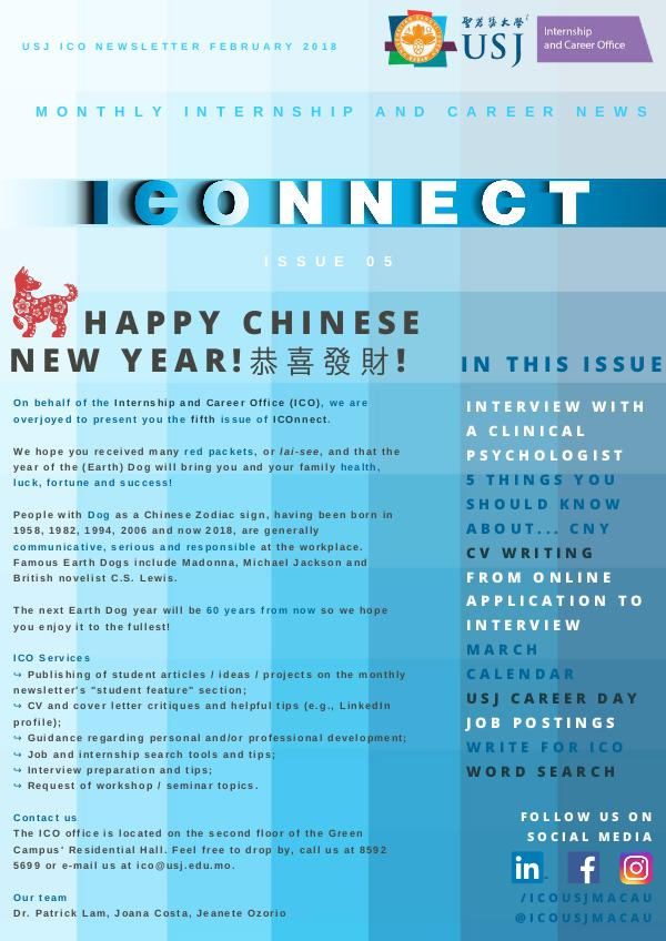 Issue 05 - February 2018