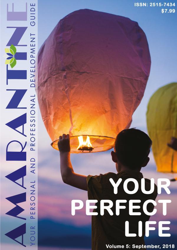 Amarantine Volume 5: Your Perfect Life