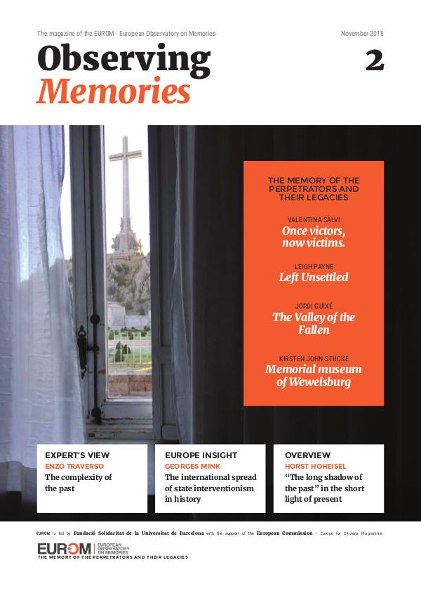 Observing Memories Issue 2