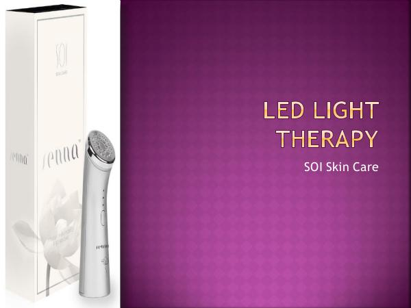 Sennaforever LED Light Therapy