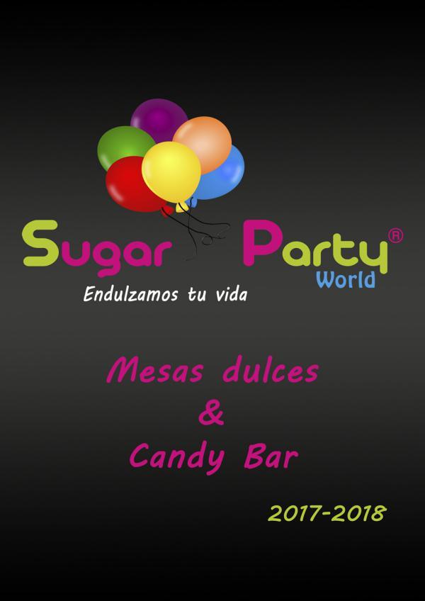 Catalogo Mesas Dulces & Candy Bar Dossier Mesas Dulces