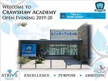 Open Evening Presentation 2018