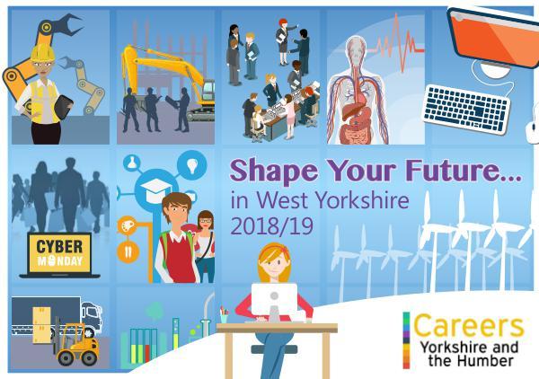 Careers in West Yorkshire 18-19 West Yorkshire Careers18_19 LR