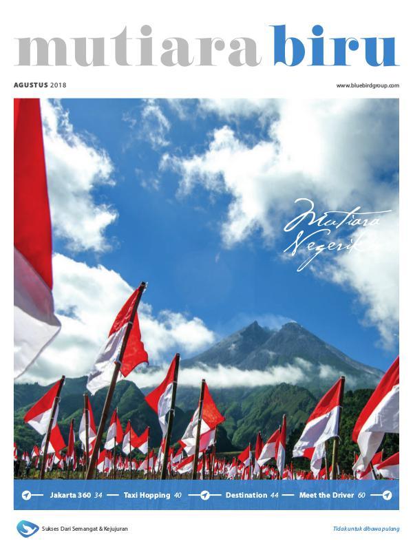 Bluebird - Mutiarabiru Mutiarabiru Magazine - Agustus 2018
