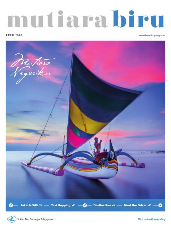 Bluebird - Mutiarabiru Mutiarabiru Magazine - April 2018