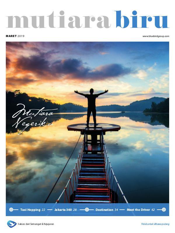 Bluebird - Mutiarabiru Mutiarabiru Magazine - Maret 2019
