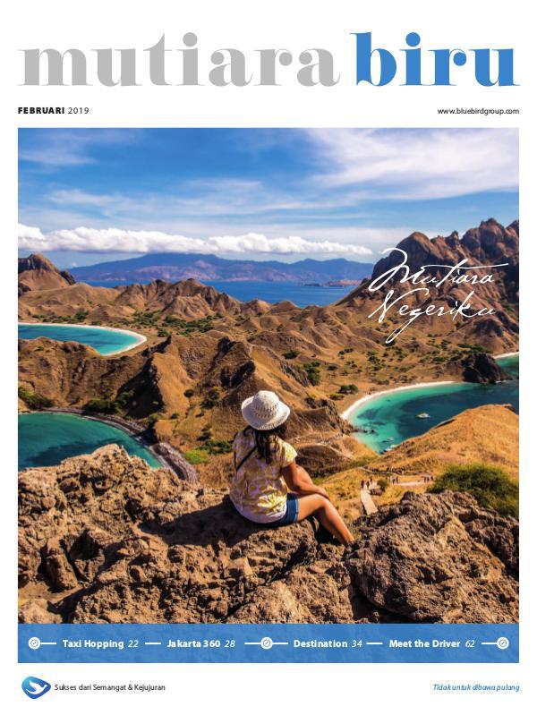 Bluebird - Mutiarabiru Mutiarabiru Magazine - Februari 2019